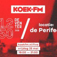 Koek FM x Deventer 1250