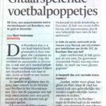 Interview Eli Gras in De Stentor