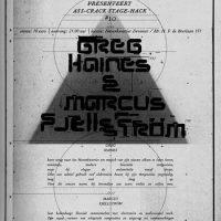 ACSH #10: Greg Haines, Marcus Fjellström, Bas Mantel