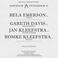ACSH #11: Bela Emerson, Gareth Davis / Jan Kleefstra / Romke Kleefstra