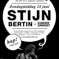 ACSH #21: Stijn + Bertin + Muziek Raken