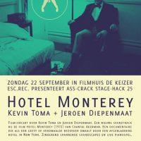 ACSH #25: filmconcert Kevin Toma + Jeroen Diepenmaat