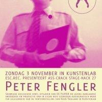 ACSH #27: Peter Fengler