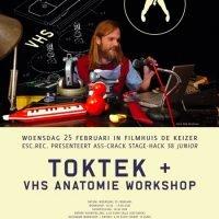 ACSH #38 (junior): TOKTEK, VHS anatomie workshop