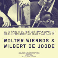 ACSH #39: Wolter Wierbos & Wilbert de Joode