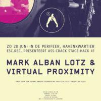 ACSH #41: Mark Alban Lotz, Virtual Proximity