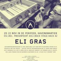 ACSH #42: Eli Gras