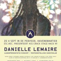 ACSH #49: Danielle Lemaire + Sabina Ahn, Lars Leeuw, Der Wexel, Yuri Landman