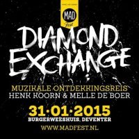 The Diamond Exchange: Melle de Boer, Henk Koorn