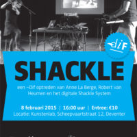 ACSH #37 / ~DIF: Shackle
