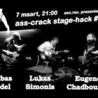 ACSH #2: Eugene Chadbourne vs. Lukas Simonis vs. Gitbas Jodel