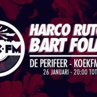 Koek FM: Bart Folmer & Harco Rutgers