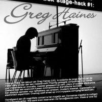 ACSH #1: Greg Haines