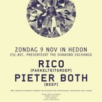 The Diamond Exchange: Rico, Pieter Both